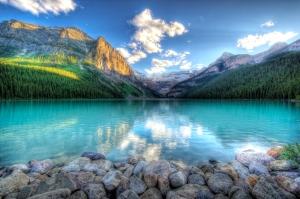 Lovely Lake Louise (HDR)